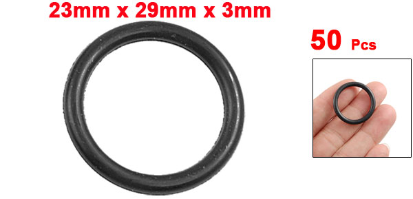 uxcell/® a12040200ux0508 Nitrile Rubber O Ring