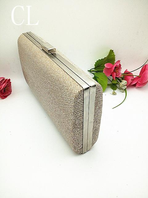 KEENICI Evening Bag With Diamond Women's Rhinestone Banquet Handbag Day Clutch Female Crystal Box Wedding Bridal Handbags Chain