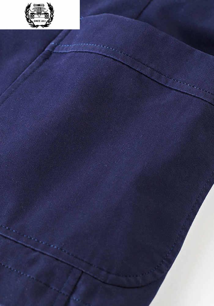 2019 חדש הגעה מותג גברים Blaze מעיל אביב M ~ 4XL מעיל Slim Fit מקרית בלייזר מעיל מעילי בגדים ארוך שרוול אסיה גודל