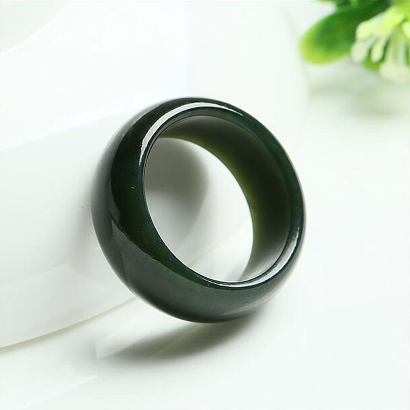 roberto rings gold black italian coin side ring k jade with diamonds and rose product buy