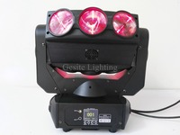 Moving Head Matrix Beam Led Light 9pcs 12w RGBW Led Beam Moving Heads Professional Stage Night