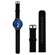 WEIGELA 20 MM Substituição Alça de Pulso Pulseira de Silicone para Huawei Honor S1 Relógio Pulseira Banda Cinto