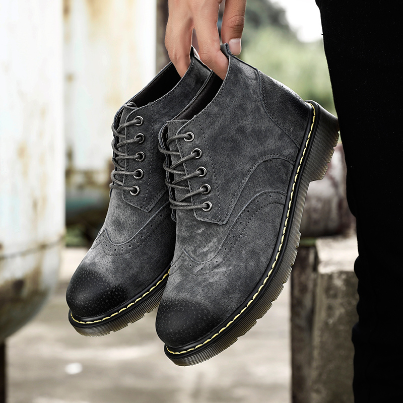 Mans Casual Shoes Working Fahsion Men Boots HH-931Mans Casual Shoes Working Fahsion Men Boots HH-931