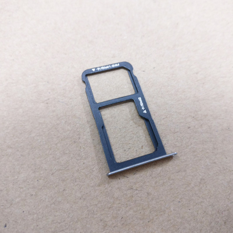 Huawei P10 Sd Karte.Us 3 2 For Huawei P10 Lite Sim Card Tray Micro Sd Card Holder Slot Adapter Parts Sim Card Adapter In Sim Card Adapters From Cellphones