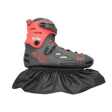 Рамка защитный чехол водонепроницаемый пыленепроницаемый роликовый SEBA коньки катание обувь мешок случайный цвет 1 пара = 2 шт