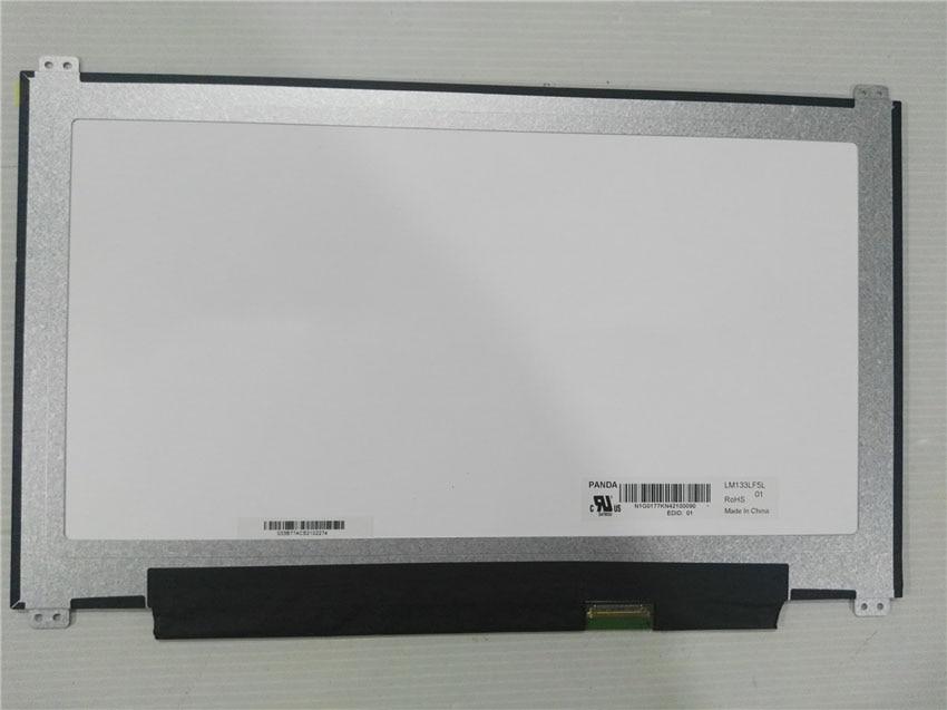 13 3 LM133LF5L01 LM133LF5L 01 LCD Screen LED Display 1920 1080 EDP 30 pins IPS