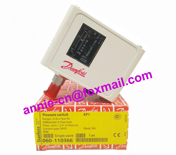 KP1 060-1103(060-110366)  New and original Pressure controller switch relay,Pressure switch  -0.9/+7bar  new and original kp36 060 2133 pressure controller switch relay pressure switch