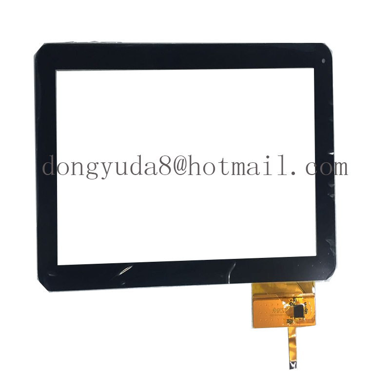 10.1 inch 12pins  Tablets Capacitive touch screen digitizer Panel  DPT 300-N3765A-C00 300-N3765A-D00