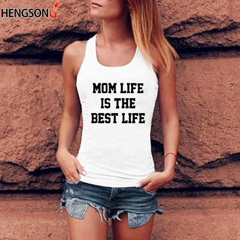 16e079eab Detail Feedback Questions about New Women Letter Printed Vest Tops Sexy  Debardeur Femme Tank Top Women Casual Tees Funny Streetwear Top Camis on ...