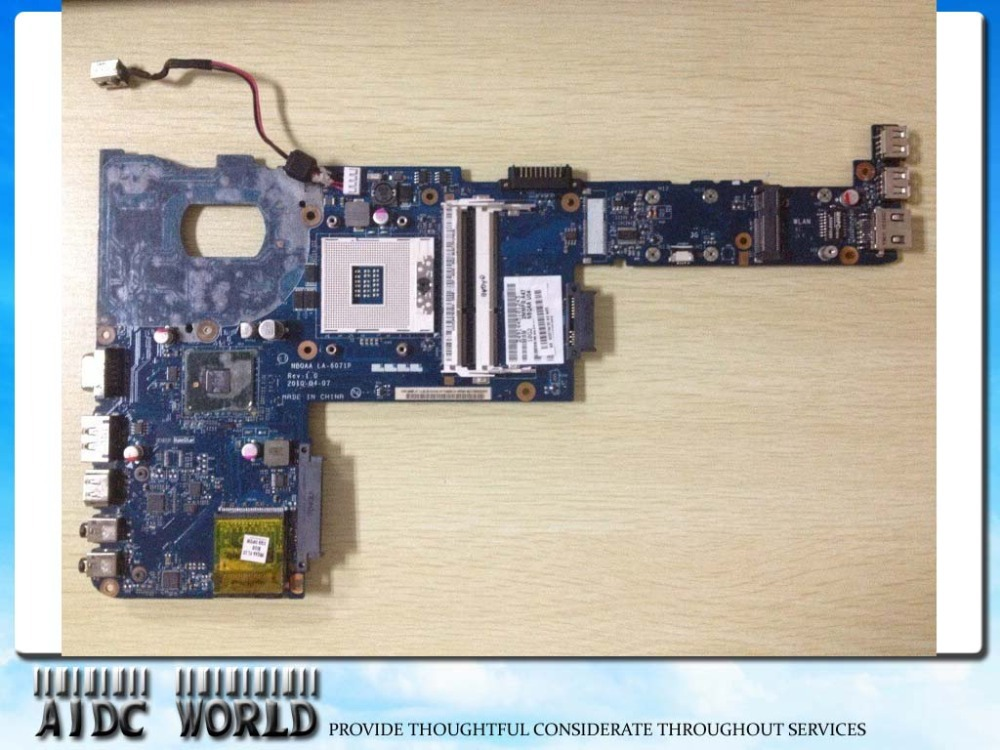 LA-6071P laptop motherboard for Toshiba Satellite M600 M645 ,100%Tested good