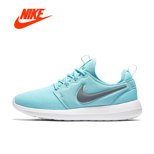 b407af75caf Original New Arrival Authentic Nike ROSHE TWO Women Skateboarding Shoes  Sneakers Good Quality Sport Outdoor Breathable