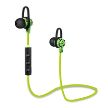 New Wireless Bluetooth Earphones Sport Running Earphone Stereo Super Bass Headset Earbuds Handsfree With Micphone For iPhone X