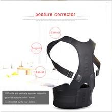 APTOCO 2PCS Male Corset For Magnetic Posture Corrector Men Back Brace Back Belt Lumbar Support Straight Back High Quality