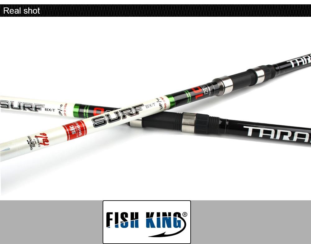 Peixe rei carpa vara de pesca 3.9m