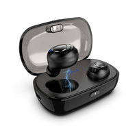 Earbuds Outdoor Sports Wireless Earphone With Mic Earpiece Headset For Phone Bluetooth 5.0 Charging Box Handsfree Mini In Ear
