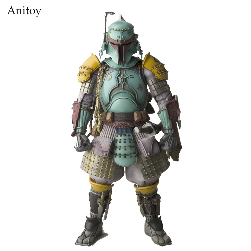 Star Wars Boba Fett SIC 1/7 scale painted PVC Action Figure Collectible Model Toy 18cm KT2274 movie figure 16 cm star wars revo 005 boba fett pvc action figure collectible model toy brinquedos christmas gift