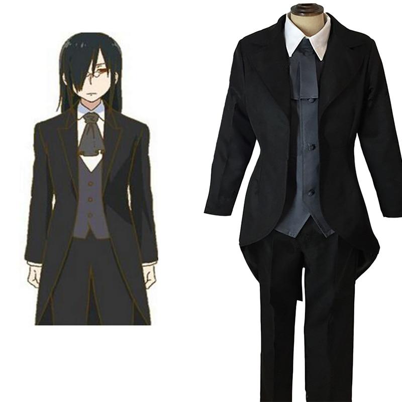 Anime Kobayashi san Chi pas de femme de chambre Dragon Cosplay Costume Fafnir Cosplay Costumes pour adulte