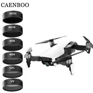 "Image 1 - Drone מסנני מצלמה עבור Mavic אוויר UV CPL ND 4 8 16 32 צפיפות ניטראלי סט מזל ""טים כוכב מסנן עבור DJI Mavic אוויר אבזרים"