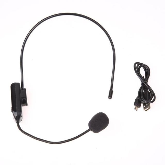 Wireless Microphone Headset