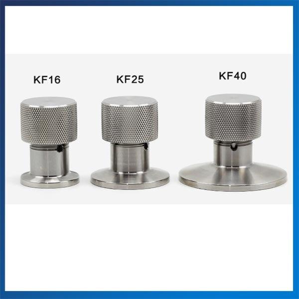 KF-40 6PCS Vacuum Fittings SS304 Vacuum Valve