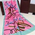 2016 мода Люксовый бренд Кашемир Шарф Женщин Зима Теплая Шарфы 180*65 см Мягкий Пашмины Шали и шарфы популярные пончо