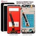 ディスプレイ P 2018 Lcd ディスプレイタッチスクリーンデジタイザー交換 Huawei 社 1080p スマート FIG-LX1/L21 /L22 ディスプレイ