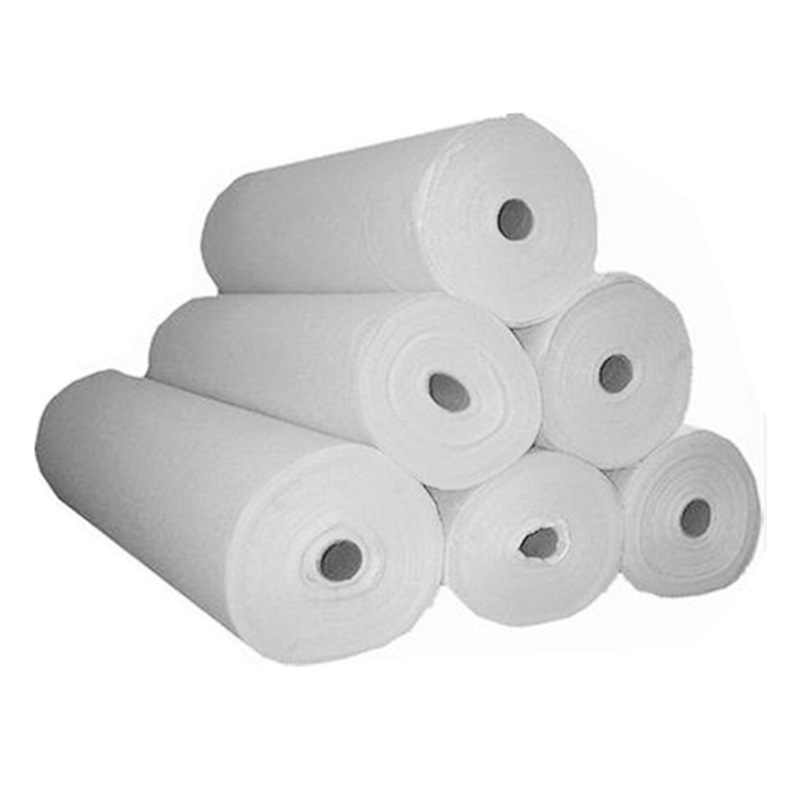 Non-woven geotextile fabric -300grams per suqare Customize width 6meters
