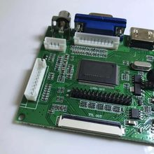 LCD Display TTL LVDS Controller Board HDMI VGA 2AV 50 PIN for AT070TN90 Support Automatically VS-TY2662-V1 Driver Board(China)