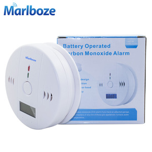 Image 5 - Home Security 85dB Warning High Sensitive LCD Photoelectric Independent CO Gas Sensor Carbon Monoxide Poisoning Alarm Detector