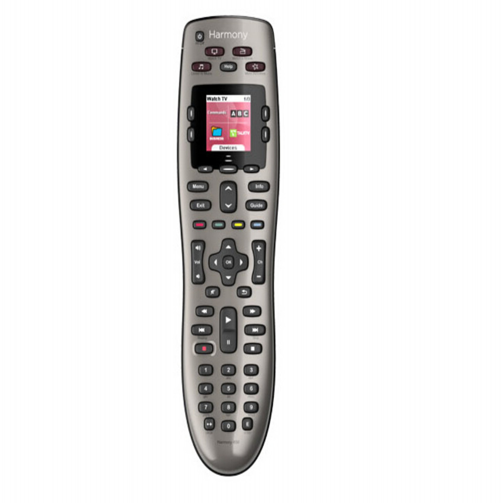 CN-KESI FIT NEW For Logitech Harmony 650 Remote Control - Silver (915-000159) fifth harmony acapulco