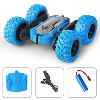 Kids 360° Rotate Stunt Car Model RC 4WD High Speed Remote Control Off road Toy Drop Shipping new arrival