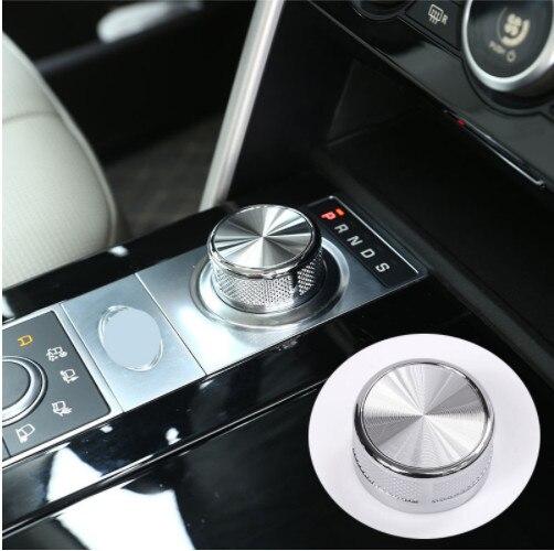 Per Land Rover Discovery 5 SV 2017 Auto styling In lega di Zinco Pomello Del Cambio Testa di Parti di Ricambio e Accessori