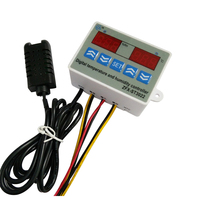 High quality temperature and humidity controller for incubator ZFX-ST3022