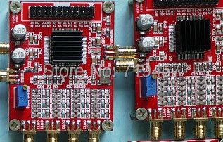 FREE SHIPPING 100 New and original High speed DDS module AD9854 evaluation board signal generator