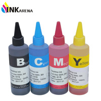 INKARENA 100ml Bottle Ink For HP920 XL 920 920XL Compatible Dye Ink For HP Officejet 6000
