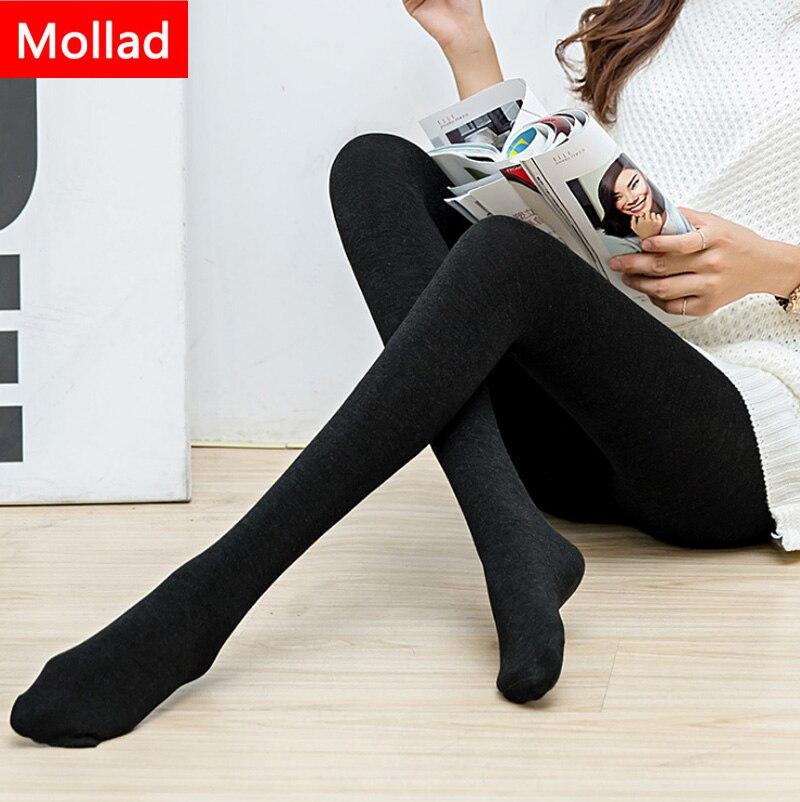 Leggings Mollad 2017 Leggings Herbst Und Winter Neue Koreanische Version Von Schlank War Dünn Frauen Langen Krallen Wolle Gebürstet Verdicken Porkless Hosen