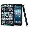 Новый Для iPad mini 4 Случаи Слон Дети Baby Safe силиконовый Чехол Shell Броня Противоударный Heavy Duty Жесткий Tablet Чехол + Стилус ручка
