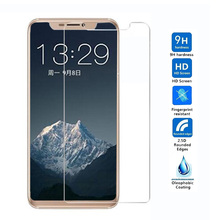 High Quality 9H Anti-Explosion Tempered Glass Screen Protector for Doogee V Phone Film For Doogee V Protective Phone Cover цена