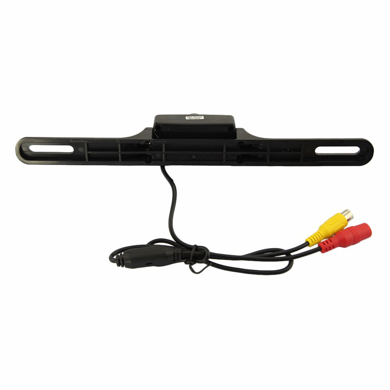 car styling rear view camera License plate frame camera diagnostic ...