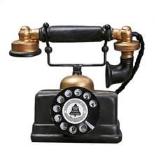 Nowy gorący kreatywny upominek promocyjny Retro Model telefonu antyczny ozdoba na biurko dekoracja wnętrz (rękodzieło) figurki konkretny prezent