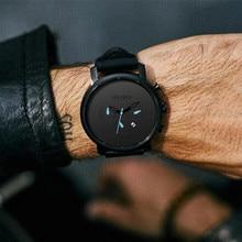 2018 NEW Hip hop Large Dial Military Quartz Men Watch Leather Sport Calendar watches Clock Wristwatch Relogio Masculino JC-11 цена и фото