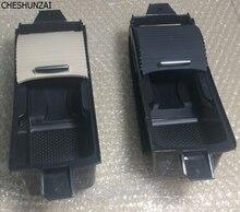 CHESHUNZAI alta calidad VW Portavasos sostenedor de la bebida del Agua Para Jetta MK5 Golf MK6 5KD 862 531 95 T