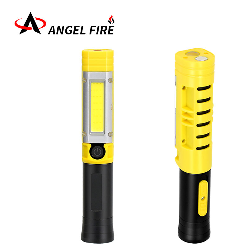 1800 Lumen COB Automotive Maintenance LED Work Lamp Tail High Magnetism Emergency Lamp Maintenance Lamp Outdoor