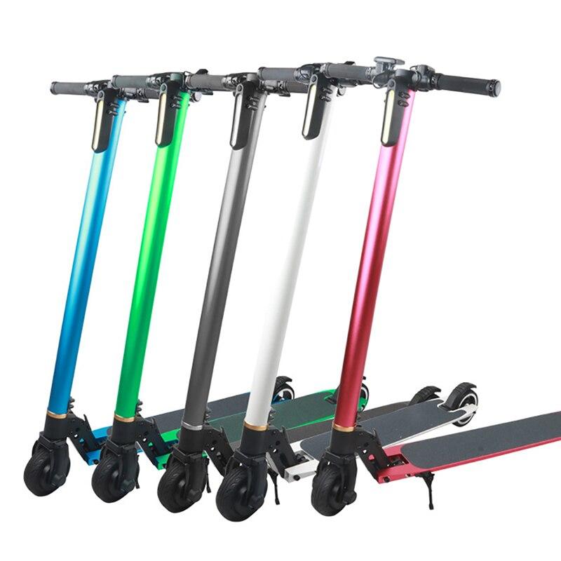 Patinete Electrico Planche À Roulettes Pliable Monocycle Escooter Ebike Auto Équilibre Hoverboard 2 Roue Longboard Électrique Scooter8inch