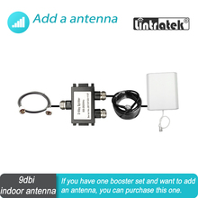 Add One Antenna to booster set 700mhz   2700mhz for GSM WCDMA DCS LTE PCS AWS Mobile Phone Signal Booster Repeater Amplifier#20