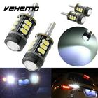 1Pcs White Canbus T15 5630 16W COB LED Tail Parking Reverse Backup Light Bulb