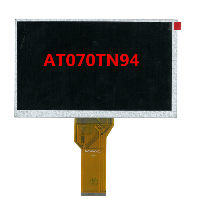 original new 7''inch touch screen Han color Innolux at070tn90 92 94 touch screen LCD handwriting screen 165*100 7 inch touch screen 7 1 inch handwriting screen 1280 800 hsd070pww1 b01 16 10 c00 b00