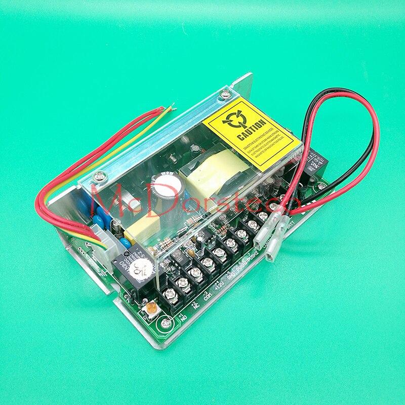 110 à 240 V 50 ~ 60 hz d'entrée 12V5A transformateur de contrôle d'accès de sortie alimentation Interrupteur D'alimentation pour Système de Contrôle d'accès