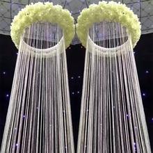 Великолепные Свадебные украшения индийский фон(полиэстер) занавес