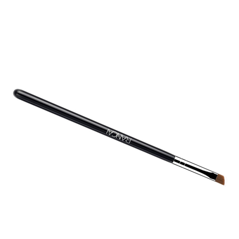 Angled eyebrow brush synthetic hair professional makeup brushes (3)